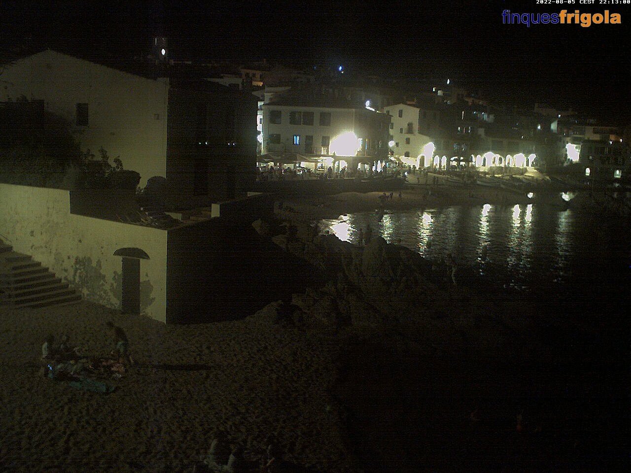Webcam: Costa Brava, Andorra
