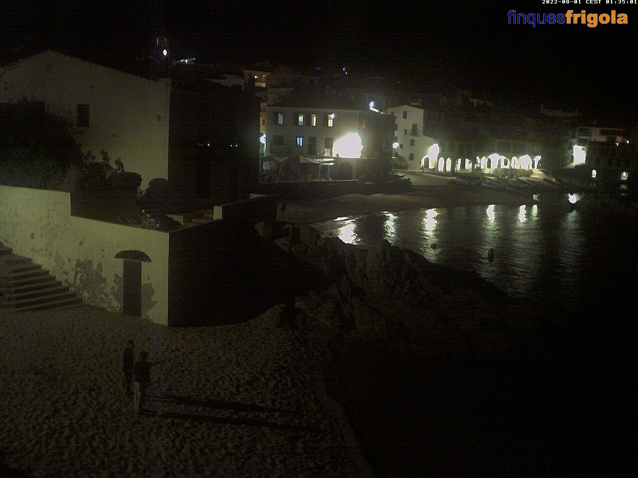Costa Brava - Calella - Live Webcam