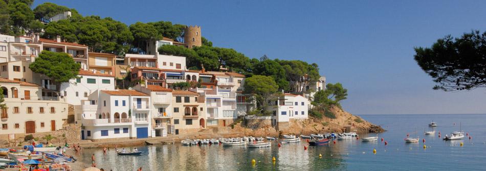 Gu a de la costa brava hoteles apartamentos campings - Apartamentos en costa brava ...